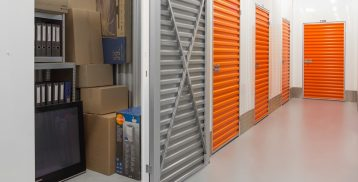 Readying Possessions for Long-Term Storage