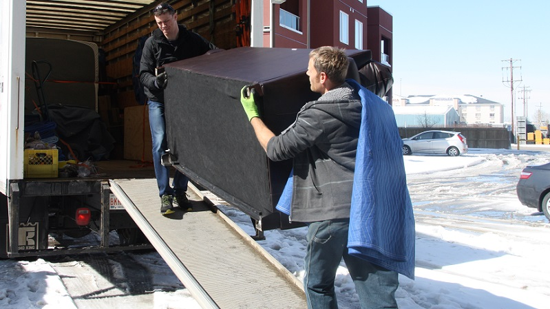 Ten Things to Adhere to During a Winter Relocation