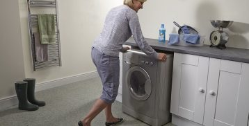 Tips on relocating your washing machine on your own. Part 1