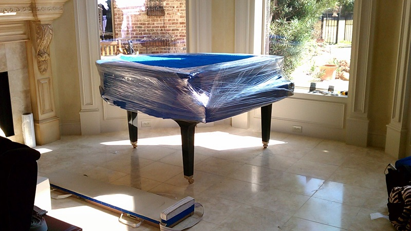 Why YouOught toHireQualifiedPiano Movers
