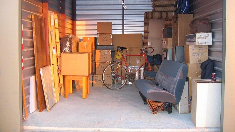 Maintain your Storage Unit