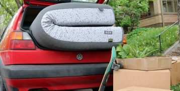 Transporting A Mattress When Relocating