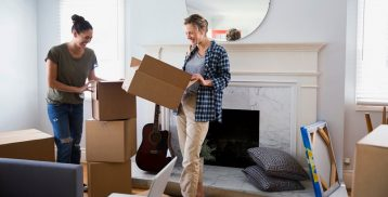 Ideas On How To Downsize During A Move