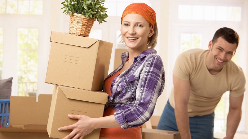 How To Get Ready For A Move In A Rush