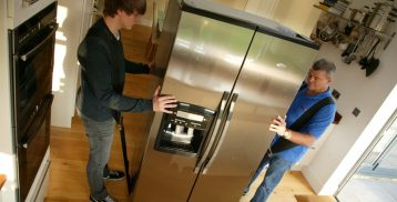 Tips On Moving A Freezer