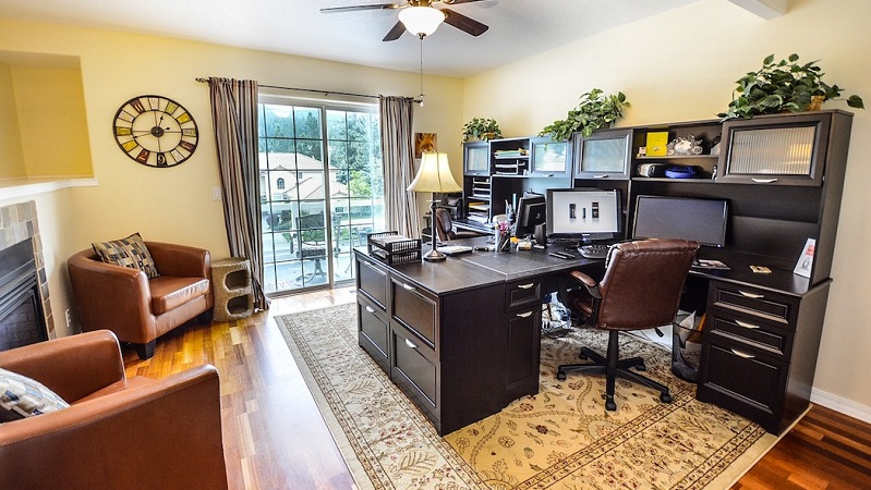 Set up Your Home Office for a Move