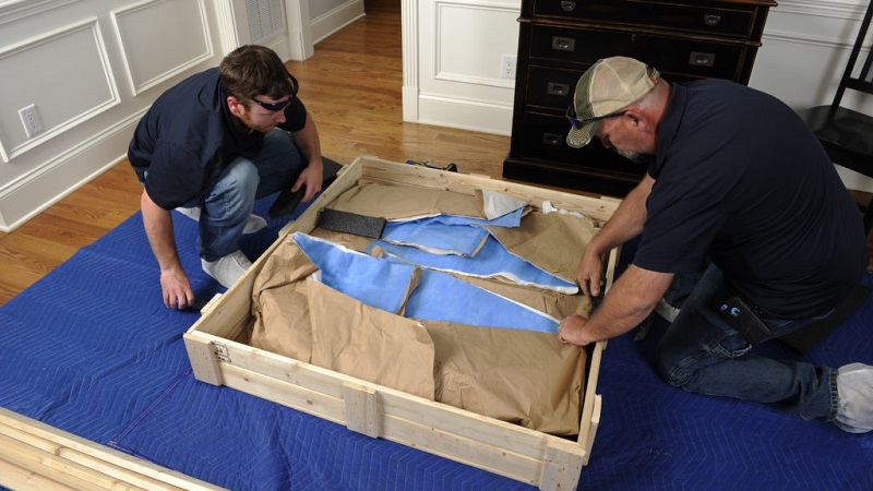 How To Safeguard Your Floors When Moving